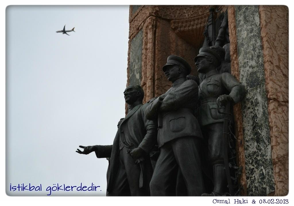 İstikbal Göklerdedir Taksim